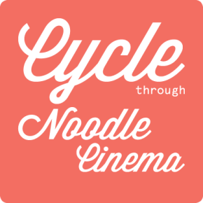 Cycle thru Noodle Cinema